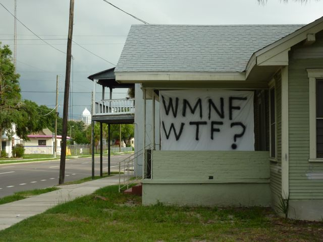 WMNF – WTF?